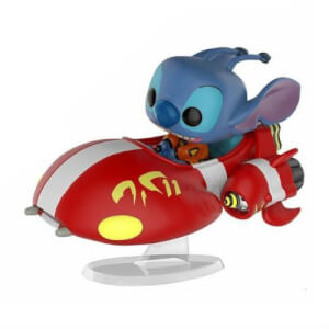 Disney Lilo & Stitch The Red One EXC Pop! Vinyl Ride