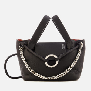 meli melo Women's Linked Thela Mini Tote Bag - Black