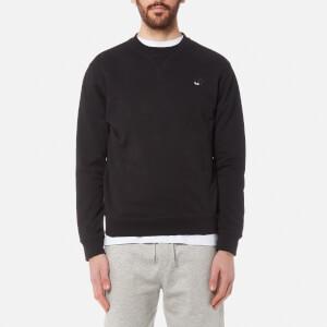 McQ Alexander McQueen Men's Coverlock Sweatshirt - Black/Black