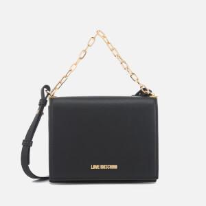 Love Moschino Women's Clutch Bag - Black