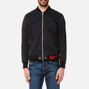 Diesel Men's Gate Bomber Jacket - Black