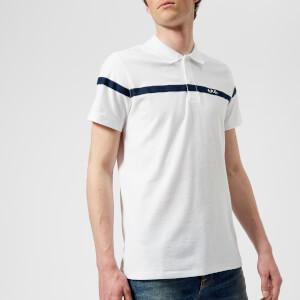 A.P.C. Men's Henri Polo Shirt - Blanc