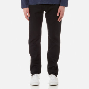 A.P.C. Men's Petit Standard Low Rise Fitted Leg Jeans - Noir