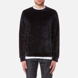 A.P.C. Men's Jeremie Sweatshirt - Faux Noir: Image 1