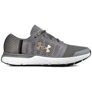 Under Armour Speedform Gemini Vent Running Shoes - Green
