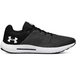 Under Armour Men's Micro G Pursuit Running Shoes - Grey/White