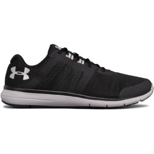 Under Armour Men's Fuse FST Running Shoes - Black
