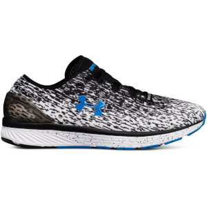 Under Armour Men's Charged Bandit 3 Ombre Running Shoes - Black/White