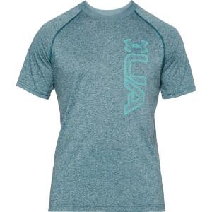 Under Armour Men's Tech Graphic T-Shirt - Green