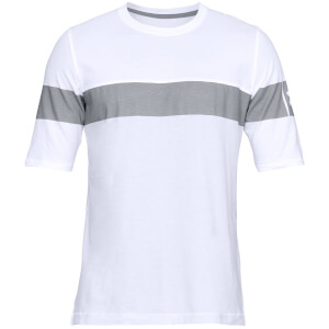 Under Armour Men's Sportstyle Football Top - White