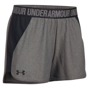 Under Armour Women's Play Up Shorts 2.0 - Grey