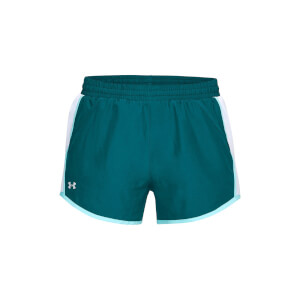 Under Armour Women's Fly By Shorts 2.0 - Green
