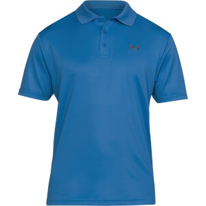 Under Armour Men's Performance Polo Shirt - Blue