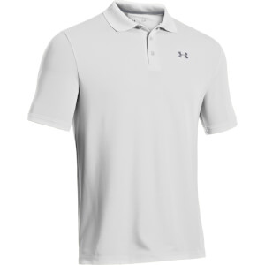 Under Armour Men's Performance Polo Shirt - White