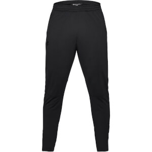 Under Armour Men's Sportstyle Pique Joggers - Black