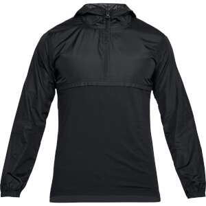 Under Armour Men's Wind Anorak - Black