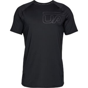 Under Armour Men's MK1 Graphic T-Shirt - Black