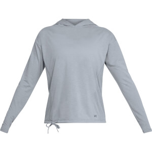 Under Armour Women's Threadborne Hoody - Grey