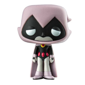 Teen Titans Go Grey Raven EXC Pop! Vinyl Figure