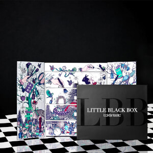 Black Friday Bundle - Advent Calendar & lookfantastic Limited Edition Little Black Box (Worth over £515)