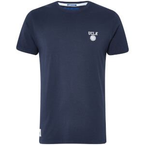 UCLA Men's Yuma Chest Logo T-Shirt - Navy