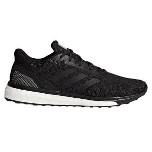 adidas Men's Response Running Shoes - Black/Grey