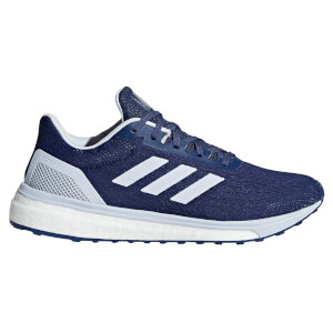adidas Women's Response Running Shoes - Black/Blue/White