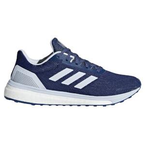 adidas Women's Response Running Shoes - Black/Blue/White