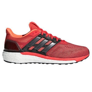 adidas Men's Supernova Running Shoes - Orange