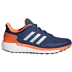 adidas Women's Supernova ST Running Shoes - Indigo/Blue/Orange