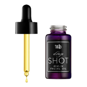 Óleo facial Urban Decay Drop Shot Mix-In Facial Oil