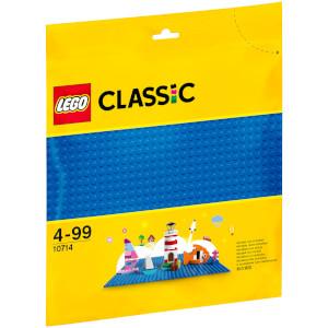 LEGO Classic: Blaue Bauplatte (10714)