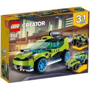 LEGO Creator: Raketen-Rallyeflitzer (31074)