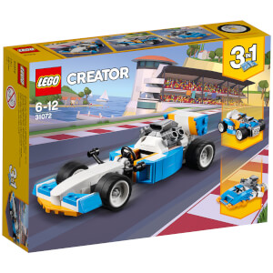 LEGO Creator: Extreme Engines (31072)