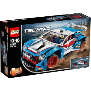 LEGO Technic: Coche de rally (42077)