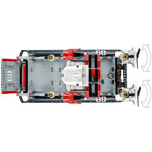 LEGO Technic: Hovercraft (42076): Image 5