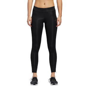adidas Women's Response Long Tights - Black