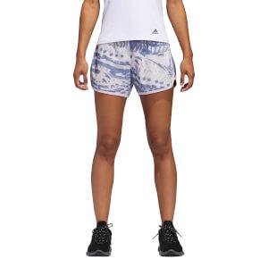 adidas Women's Response M10 Running Shorts - Indigo