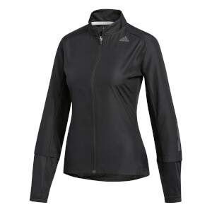 adidas Women's Response Wind Jacket - Black