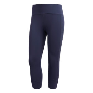 adidas Women's Supernova How We Do 37C Running Tights - Blue