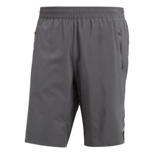 adidas Men's Ultra Energy 7 Inch Running Shorts - Grey Five