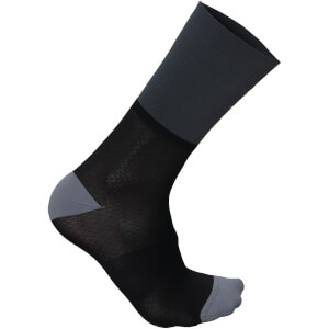 Sportful Giara 15 Socks - Black/Black