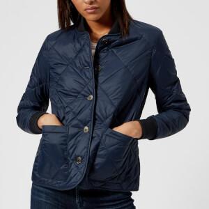 Barbour Heritage Women's Freckleton Jacket - Royal Navy