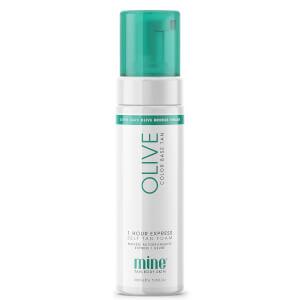 MineTan Olive Self Tan Foam