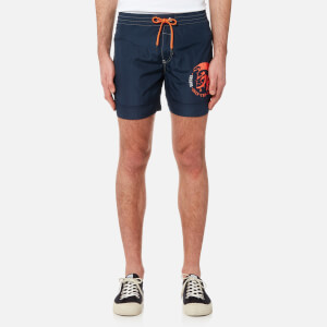 Diesel Men's Wave Basic Swim Shorts - Navy