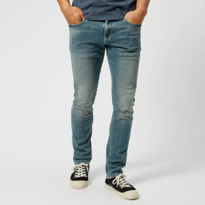 Superdry Men's Slim Jeans - Ocean Blue Used