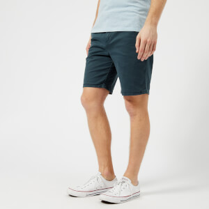 Superdry Men's Sun Scorched Shorts - Carbon Blue Grey