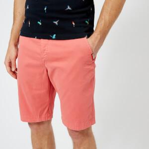Superdry Men's International Chino Shorts - Pomegranate