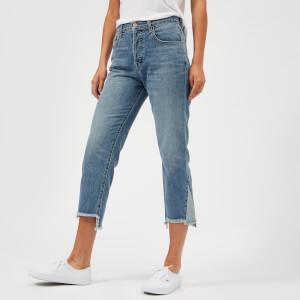 J Brand Women's Wynne Crop Straight Jeans - Hydra