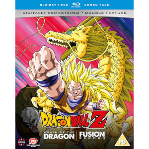 Dragon Ball Z Movie Collection Six: Fusion Reborn/Wrath Of The Dragon